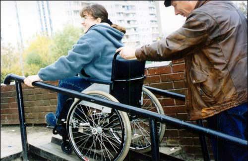 В Полтаве для инвалидов недоступно образование
