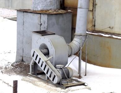 Турбомеханический завод отравляет жизнь полтавчан