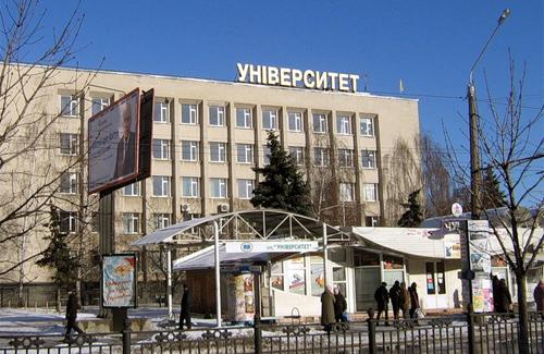 Будівництво на вул. Жовтневій, 48 (зупинка «Університет») розпочалося без необхідних дозволів