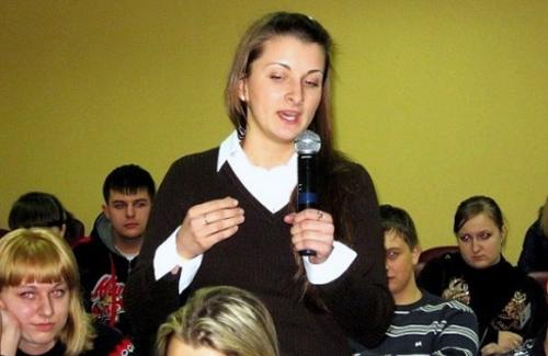 Полтавка Іванна Квіташ — в трійці кращих студентів України