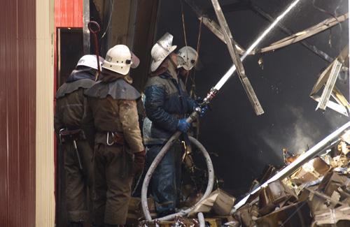 В ОДА депутатам запропонували перевтілитися у пожежних