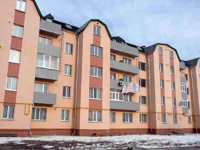 новозбудований будинок по вулиці Шишацька, 29 незабаром прийме новоселів