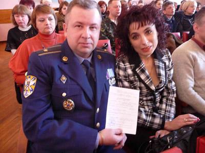 Віктор та Лариса Шкляруки чекали цього дня 19 років