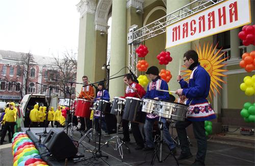 «Веселі барабани»