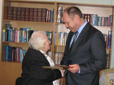 Яніна Яценко та Олександ Мамай