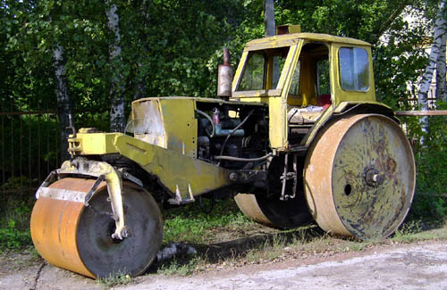 Тракторный каток