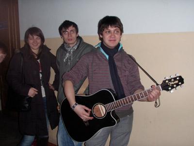 Владислав підготував для кастингу арію та власну пісню