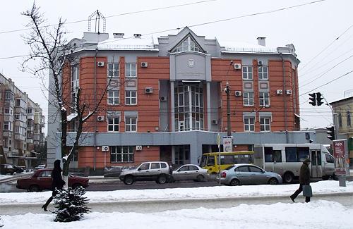 Полтавська обласна податкова адміністрація