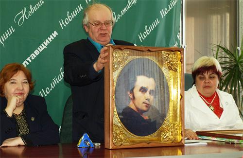 В Полтаве будут молиться на икону Тараса Шевченко?