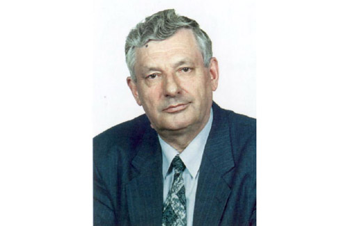 Николай Залудяк