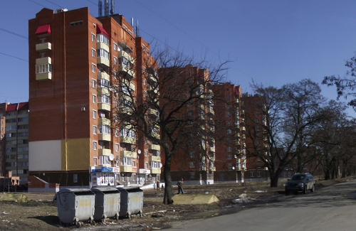 Дом на Гожулянской, 26 в Полтаве