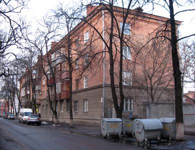 Дом по адресу ул. Котляревского, 21