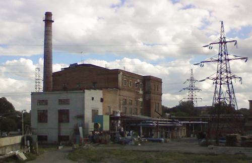 Котельня турбомеханічного завода