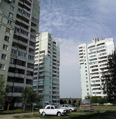 В Полтаве 16-ти этажные дома проектируют с учетом возможного землетрясения силой в 3 балла