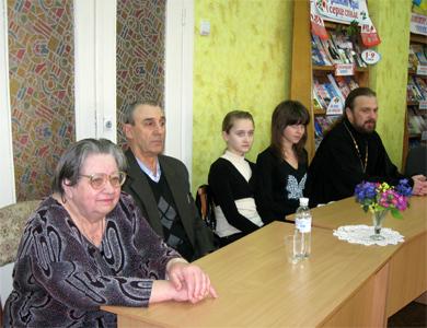 У Полтаві відбулася зустріч з Богом обдарованими