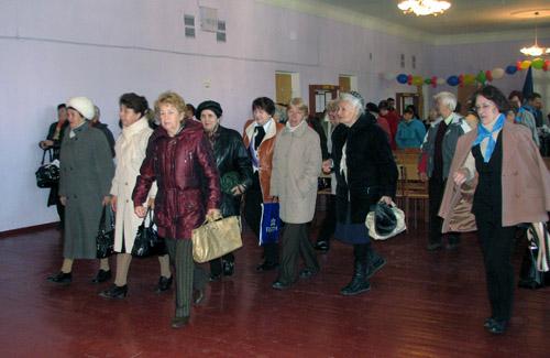 У Полтаві вісімдесятирічні отримають освіту