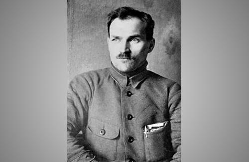 Фёдор Андрееевич Сергееев