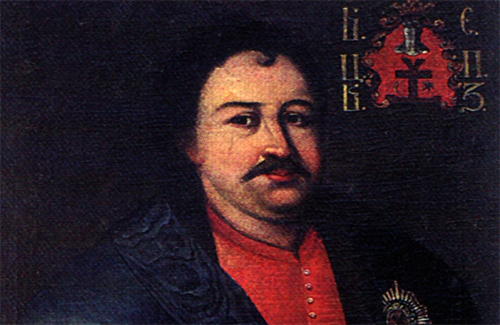 Портрет гетмана Мазепы