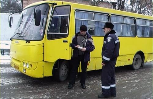 Власник «викраденої» маршрутки — «зірка» звітів транспортної інспекції