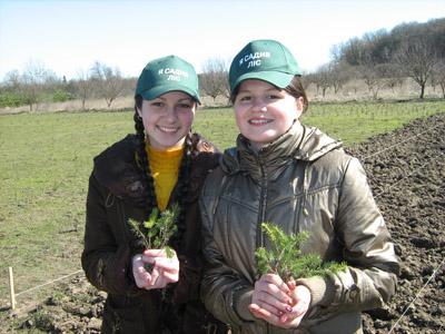Всеукраїнська акція «Майбутнє лісу у твоїх руках»