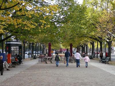 Unter den Linden — бульвар під липами у Берліні
