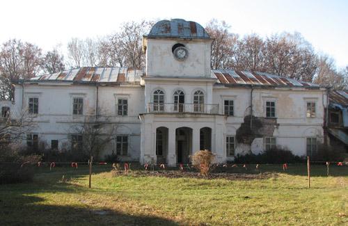 Палац Муравйових-Апостолів — перлина архітектури і будівля-привид