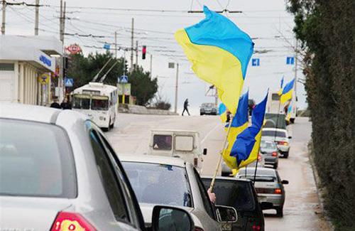 Сьогодні до Полтави приїде автопробіг, направлений проти Податкового кодексу