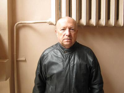 Один из вкладчиков, участник боевых действий Владимир Мельников