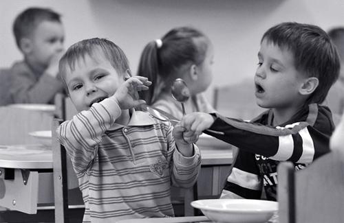 Про вартість харчування у дитячих садочках