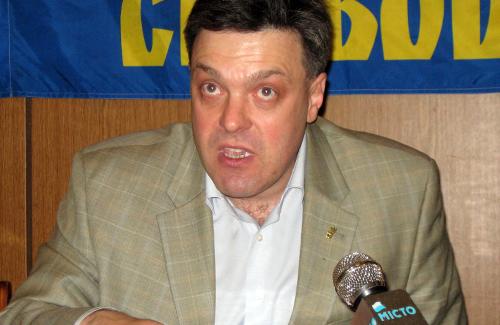 Олег Тягнибок не їсть «младенців москалів» і не запиває «жидівською кров'ю»