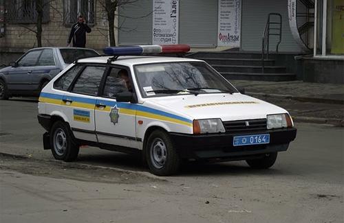 Державна автомобільна інспекція в місті Полтава
