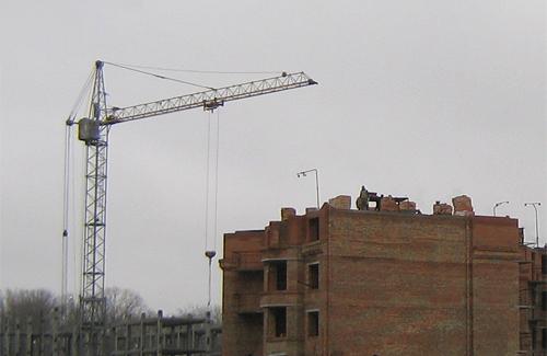 Будівництво в Полтаві