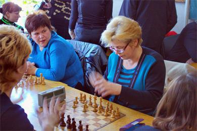 Антонова Тетяна, 2 місце серед жінок