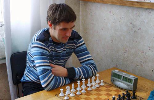 Штанько Дмитро — переможець серед чоловіків