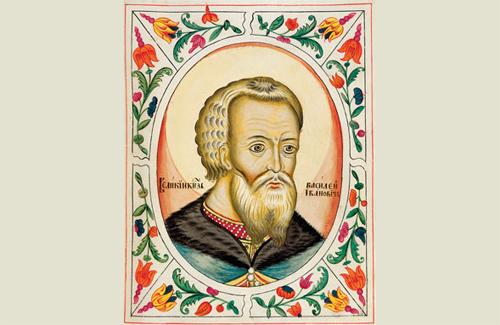 Царь Василий III