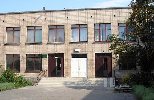 Школа №13 в Полтаві
