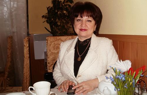 Людмилой Лысенко, депутат-мажоритарщик Полтавского горсовета