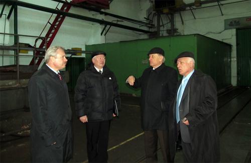 Лубенський завод виходить на міжнародний рівень