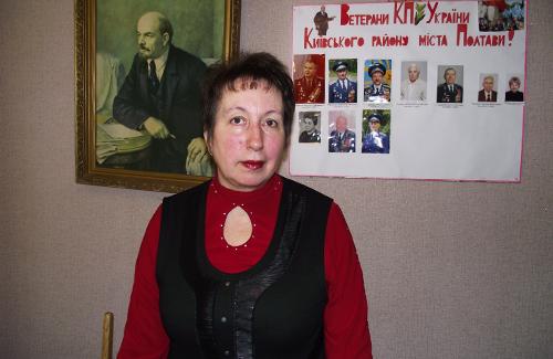 Галина Гаретова