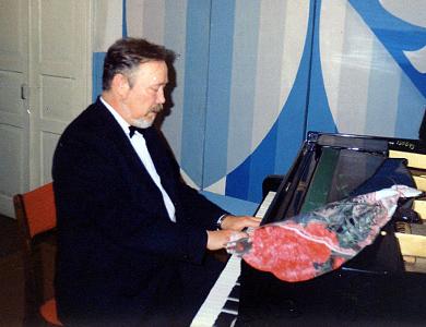 Піаніст Володимир Солнцев