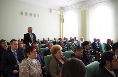 Засідання депутатів Автозаводської районної ради