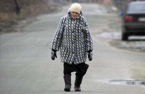 Влада виживає за рахунок пенсіонерів