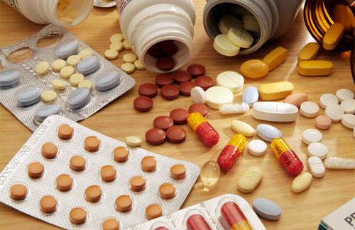 В Полтаве освятили лекарства