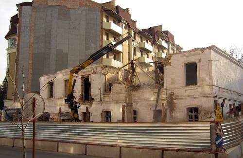 Старейшая улица Полтавы обновляется