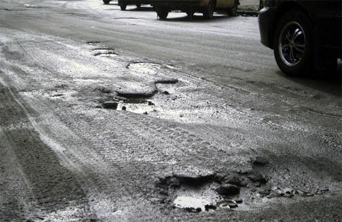 На дорогах Полтавщини все «мінорно»