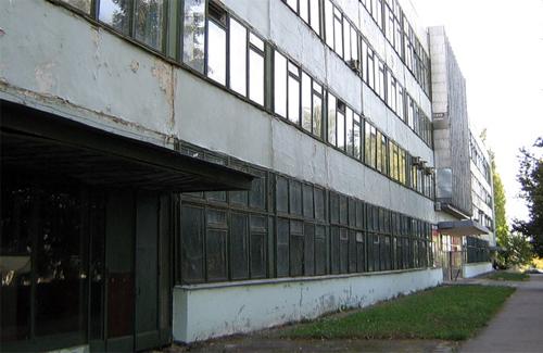 Завод ГРЛ в Полтаві