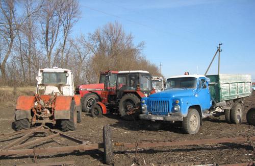 Конфлікт на землях Оленівської сільської ради набирає обертів
