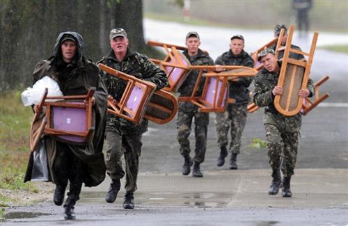 Під час війни та надзвичайних ситуацій в українців відбиратимуть майно