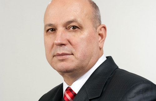 Перший заступник голови Полтавської обласної організації партії ВО «Батьківщина» Дмитро Хрістов