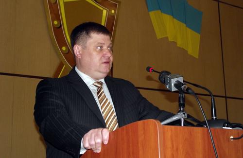 Роман Андрєєв, прокурор Полтавської області